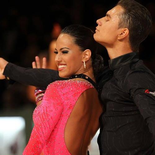 Bailes de Salón Latinos