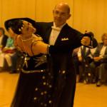 Exhibición de Bailes de Salón Santa Isabelisabel